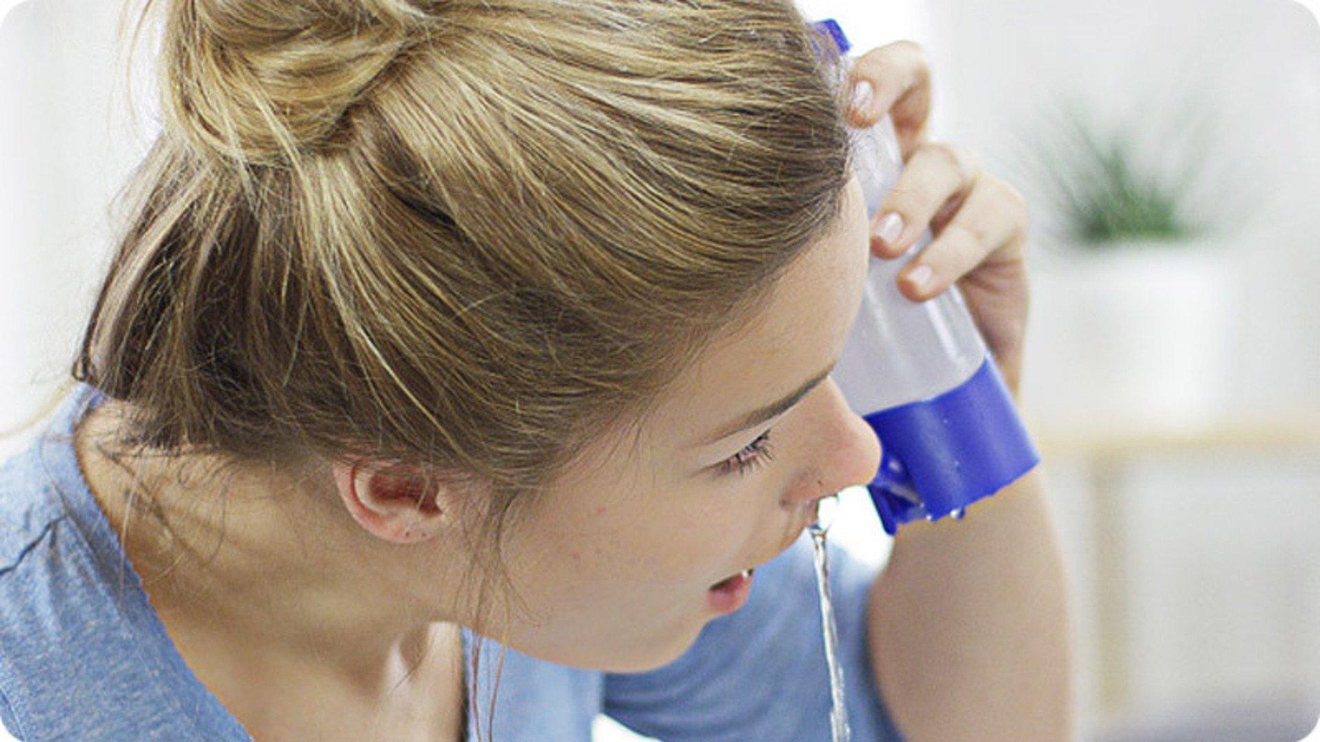 Wie können wir also den Symptomen eines allergischen Schnupfens vorbeugen?