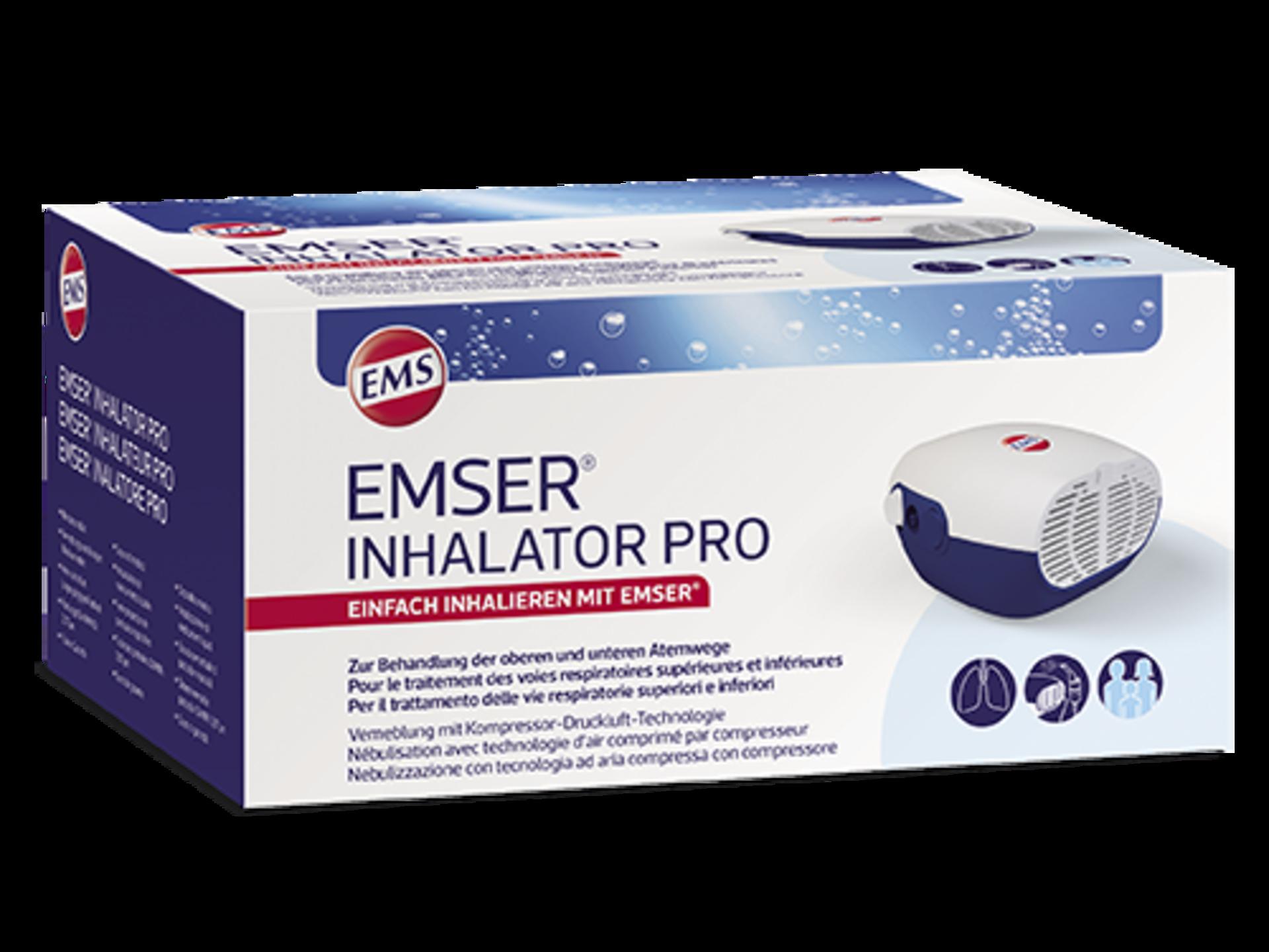 EMSER Inhalator Pro